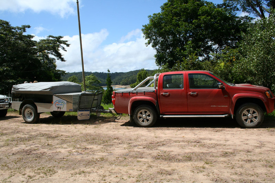 Lastest 12 DAY OFF ROAD Camper Trailer HIRE RENTALCAIRNS To CAPE YORK QLD